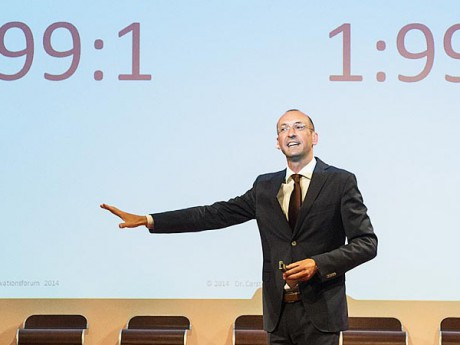 Mind Changing Keynotes with Carsten Linz