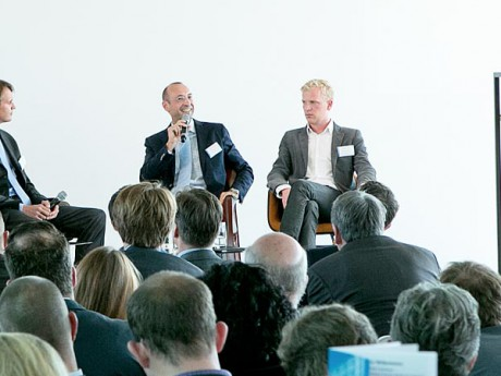 thought leading panels with Carsten Linz