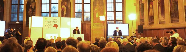 Public reading of Kruso